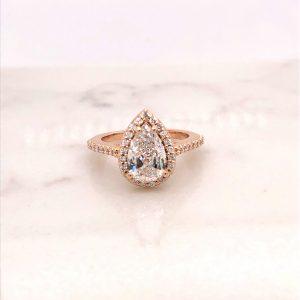 Actual Photos of Rasmussen Jewelers Custom Ring